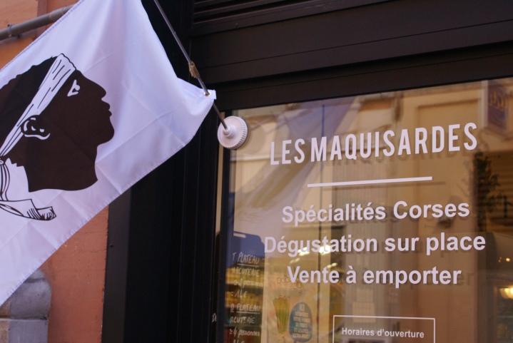 Les Maquisardes : quand la Corse débarque àToulouse.