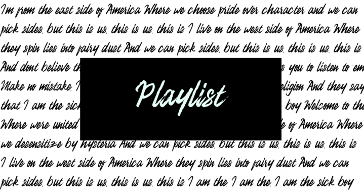 The Chainsmokers – Playlist #2