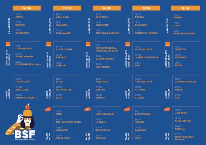 Programme-BSF-2018