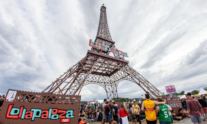 Direction Lollapalooza Paris (et j'ai des tickets pourvous)