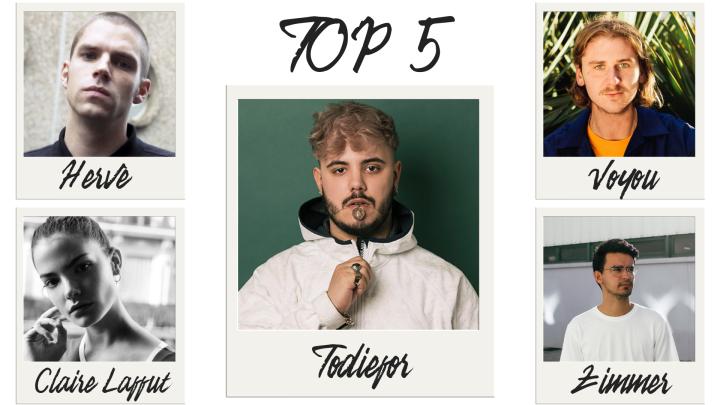 Prog TOP 5