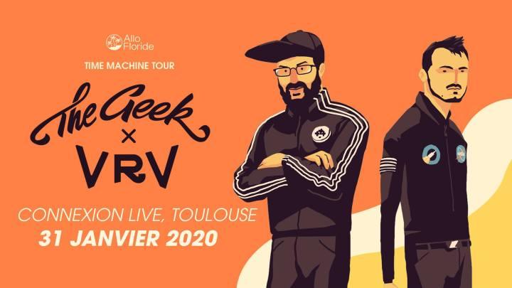 Rencontre avec The Geek XVrv