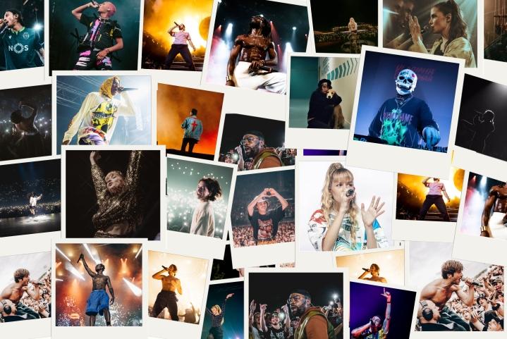 10 photographes de concert à suivre d'urgence (spoiler : ils sont tropforts)