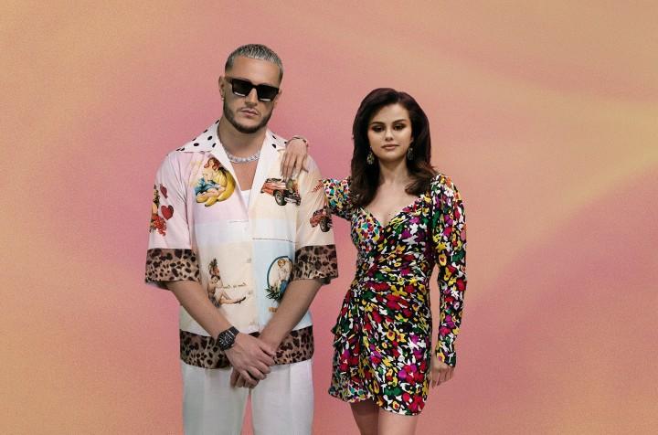 Le nouveau titre de DJ Snake et Selena Gomez, Selfish Love, enfindisponible