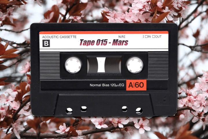 Tape 015 –Mars
