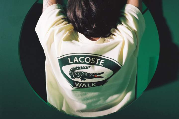 Lacoste X Walk in Paris : la collab à ne pas manquer