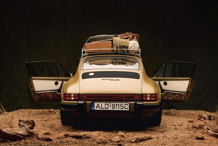 Aimé Leon Dore X Porsche : nouvelle capsule déjàdisponible