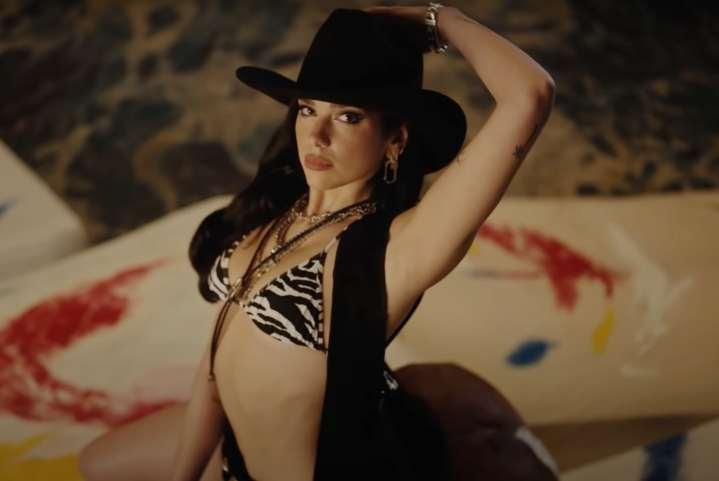 Dua Lipa se transforme en cow-girl dans le clip de «Love Again»