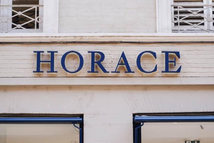 Horace ouvre sa première boutique àToulouse
