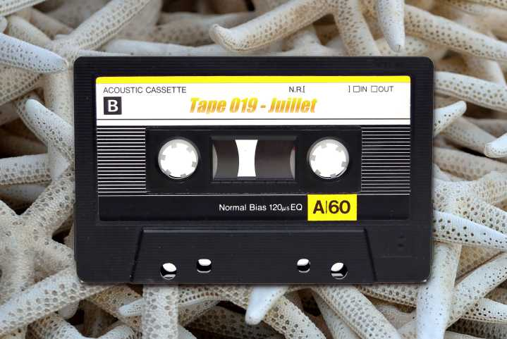 Tape 019 –Juillet