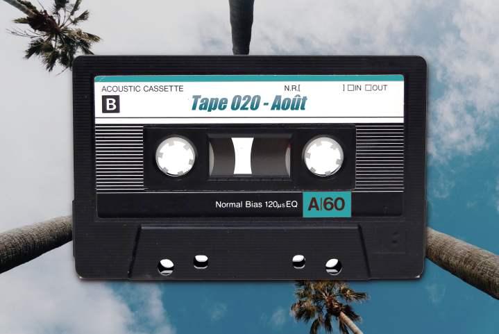 Tape 020 –Août