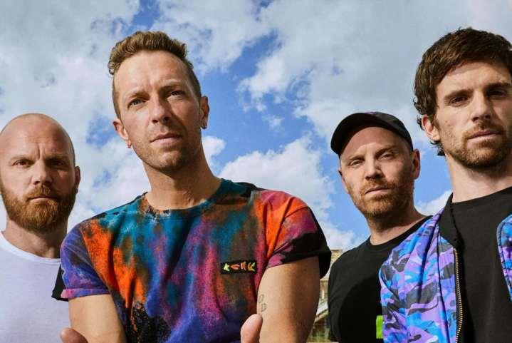 Coldplay dévoile son neuvième album baptisé «Music of the Spheres»