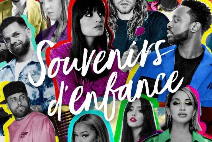 Clara Luciani, Lost Frequencies, La Zarra : découvrez la nouvelle compil «Souvenirs d'enfance» deDeezer